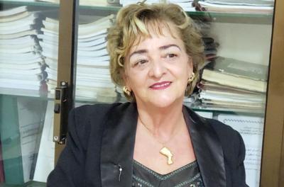 L'Orthophoniste Pr Nacira Zellal